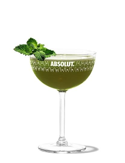 Lime Matcha Cocktail