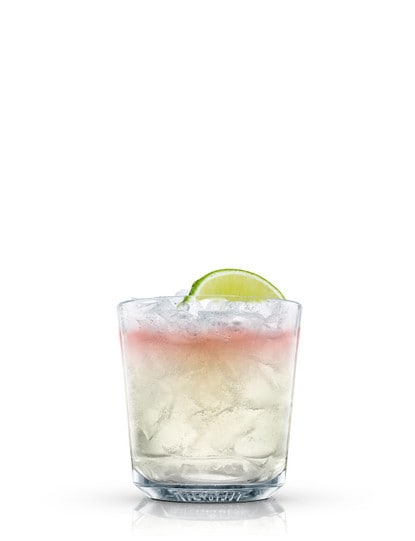 spicy mule against white background