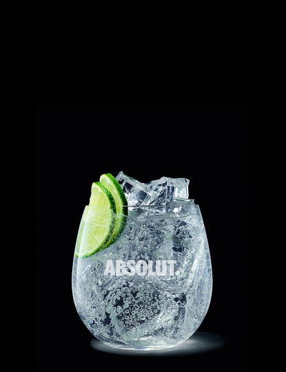 Absolut Lime Soda