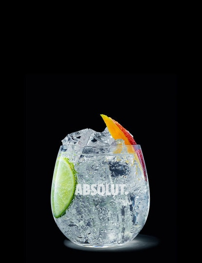 Absolut Mango Soda