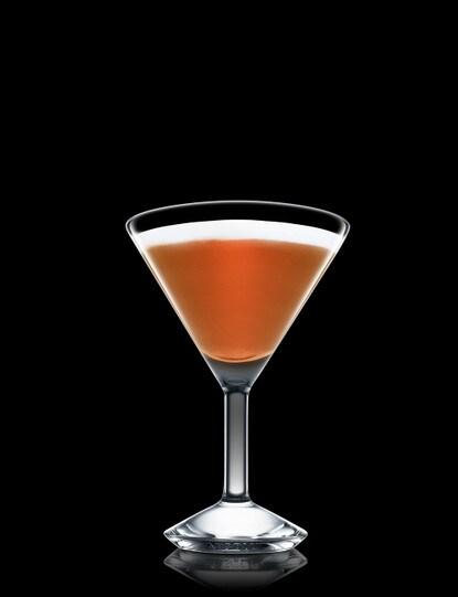 cherry brandy flip