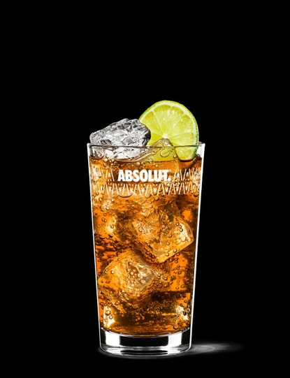 Absolut Vanilia Pop