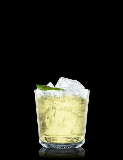 mint tequila