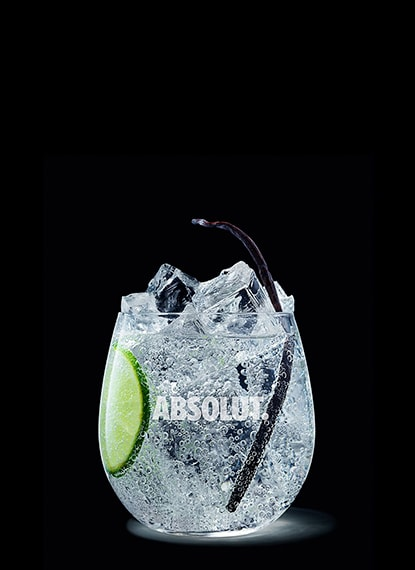 Absolut Vanilia Soda