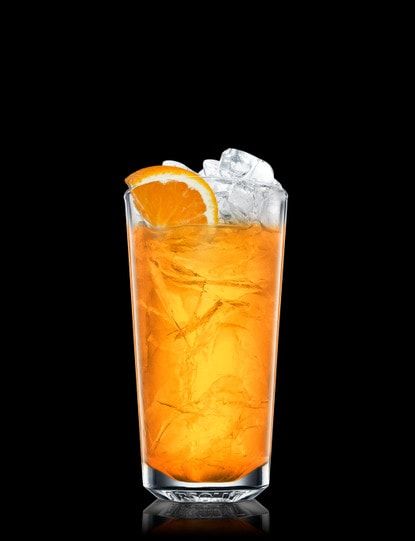 Orange and Earl Grey Iced Tea