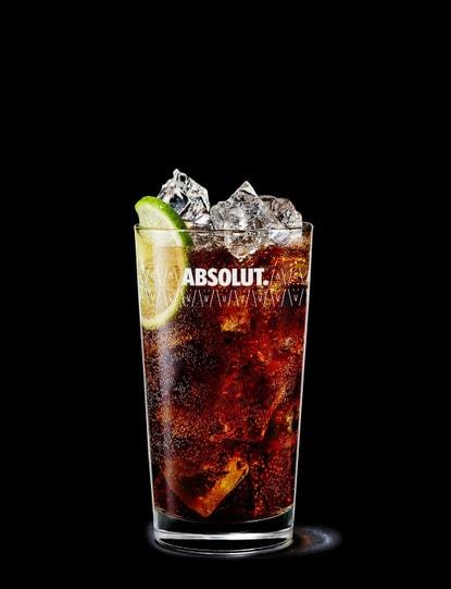 Absolut Berri Cola