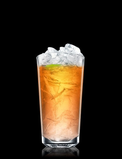 absolut vanilia iced tea