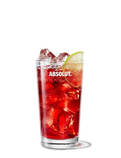 vodka-cranberry