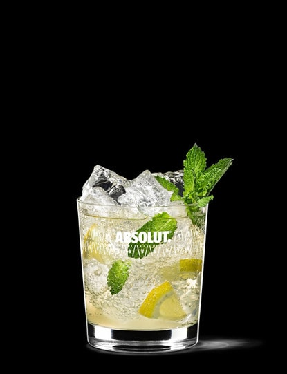 absolut ginger-smash