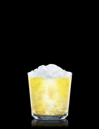 Absolut Citron Caipiroska