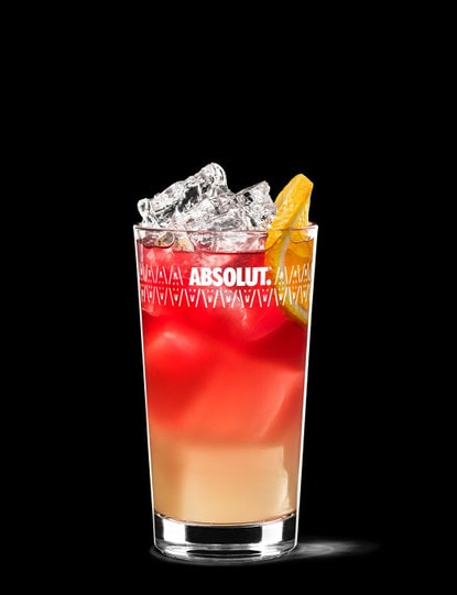 absolut raspberri sea breeze