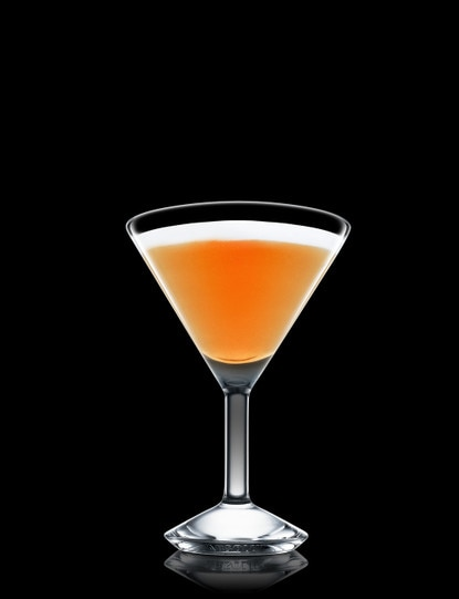 Quadruple Orange Martini