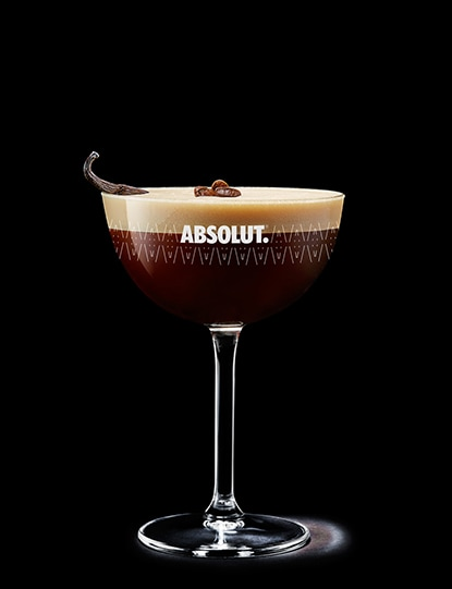vanilia espresso martini
