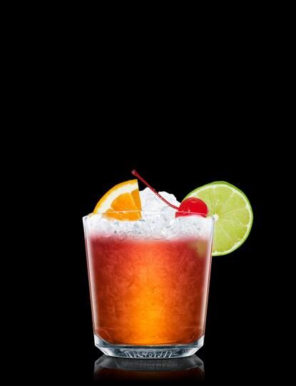 Rum Cobbler