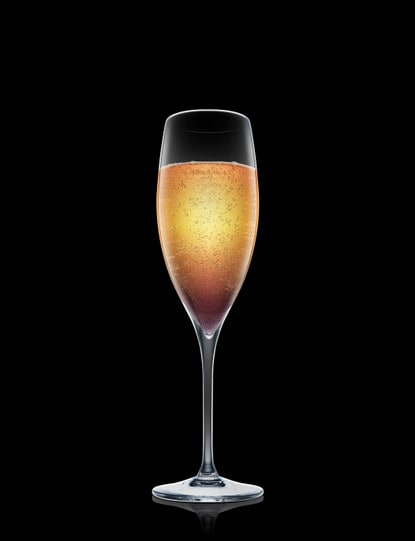 champagne à la pologne