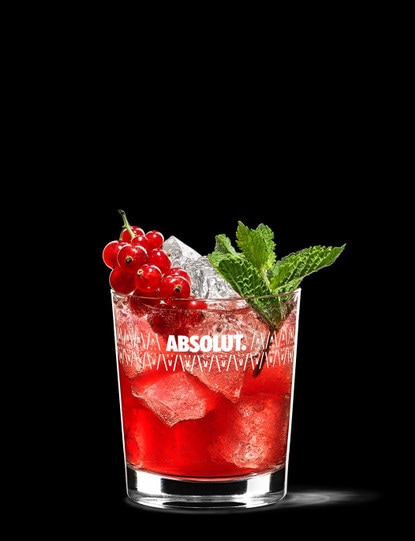 absolut mistletoe