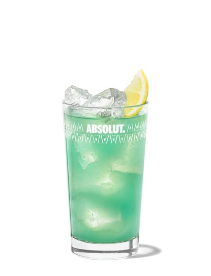 Absolut True Blue
