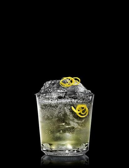 Absolut Cilantro Lemonade