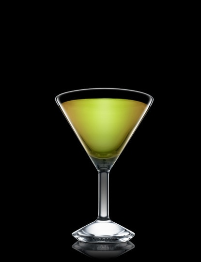Green Tea Martini