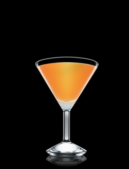absolut fuzzy martini