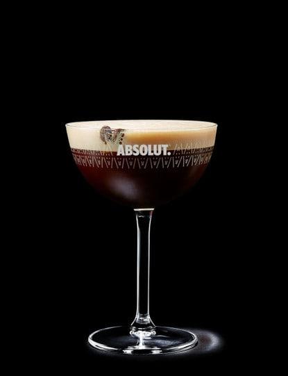 Irish Espresso-tini