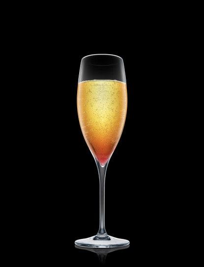champagne a la normandie