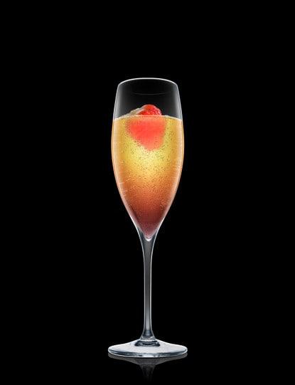 champagne fraise