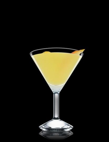 Apricot Mango Martini
