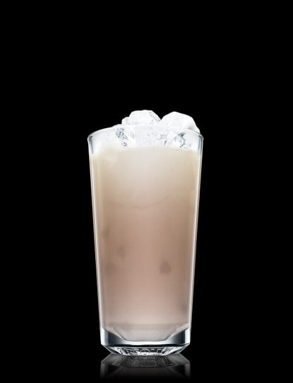 Absolut Peppar White Russian