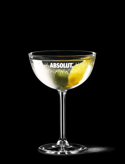 absolut vodka martini