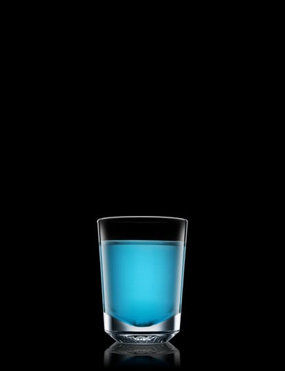 flaming blue bahoona shooter