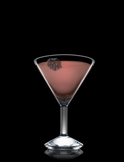 Black Bison Martini