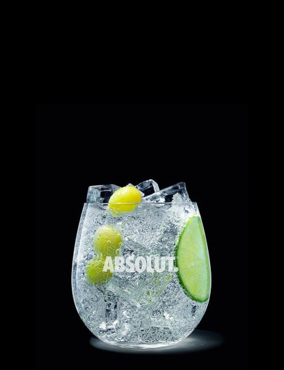 Absolut Grape Soda
