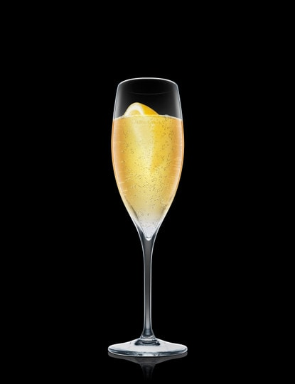 Absolut Lemoncello Bellini