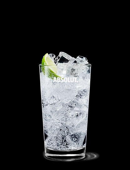 Absolut and Soda