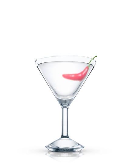Cajun Vodkatini