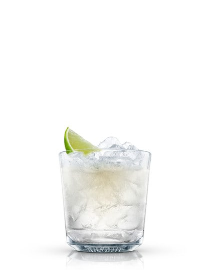 spicy absolut mule against white background