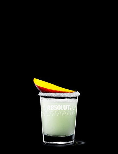 absolut mango drop
