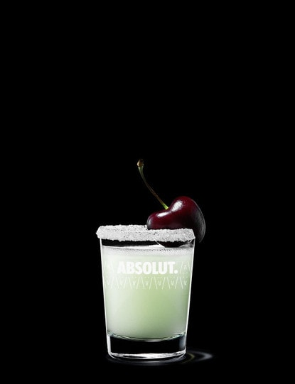 Absolut Cherry Drop