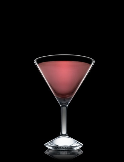 black forest gateau martini
