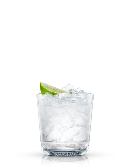absolut wild tonic against white background