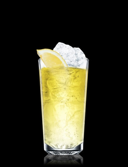 malibu and lemon-lime soda