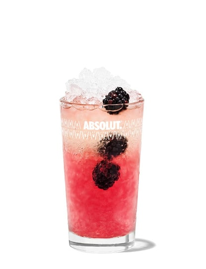 Blackberry Punch