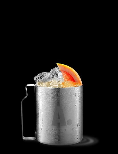 absolut grapefruit mule