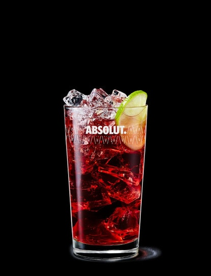 vodka-cranberry