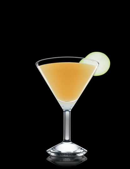 elderflower & pear martini