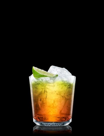 Rum Gimlet