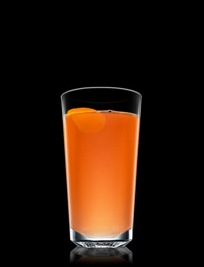 Absolut Apeach Toddy