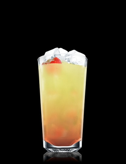 Absolut Strawberry Mojito