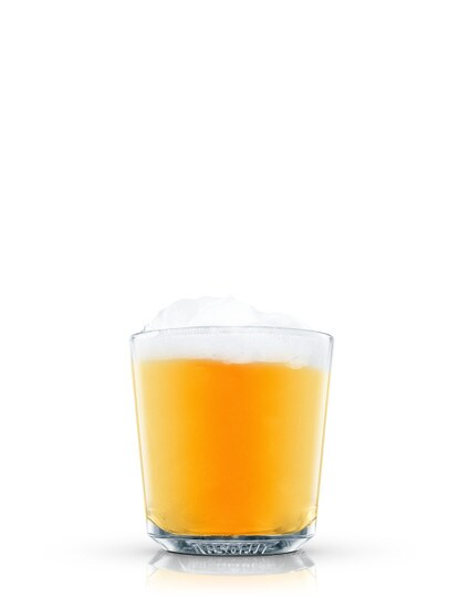 Orange Gin Smile